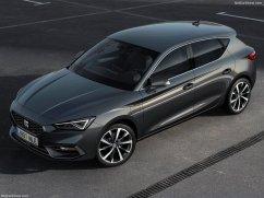 SEAT Leon 2020 calandre