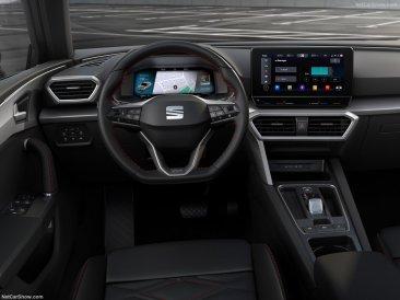 SEAT Leon 2020 habitacle