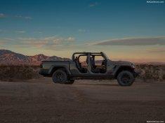 Jeep Gladiator Mojave profile