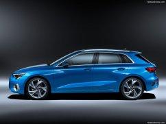 Audi A3 2021 profil