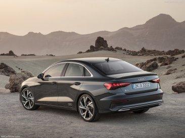 Audi A3 Sedan 2021 arrière