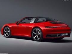 Porsche 911 Targa 2021 arrière