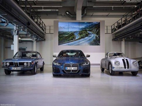 BMW M4 coupé 2021 comparaison