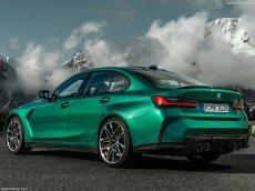 BMW M3 2021 berline sportive