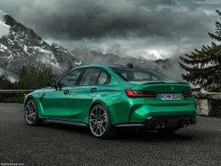 BMW M3 2021 arrière