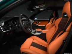 BMW M3 2021 places avant