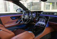 au volant Mercedes Classe S 2021