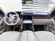 intérieur Mercedes Classe S 2021