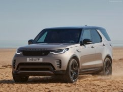 Land Rover Discovery 2021 nouvelle calandre