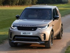 Land Rover Discovery 2021 MHEV
