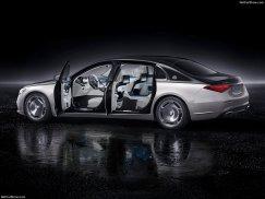 Mercedes Maybach Classe S 2021 version longue