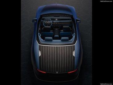 Poupe Rolls-Royce Boat Tail
