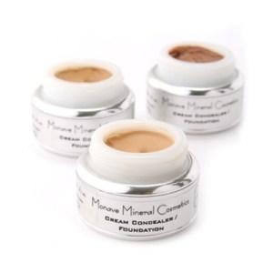 Organic Cream Foundation