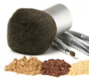 Making Mineral Foundation and Setting Powder