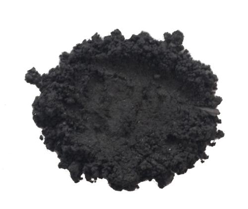 Ultra-Matte Charcoal Satin #120