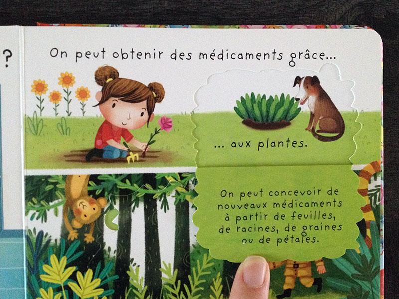 Cest Quoi Un Microbe Editions Usborne