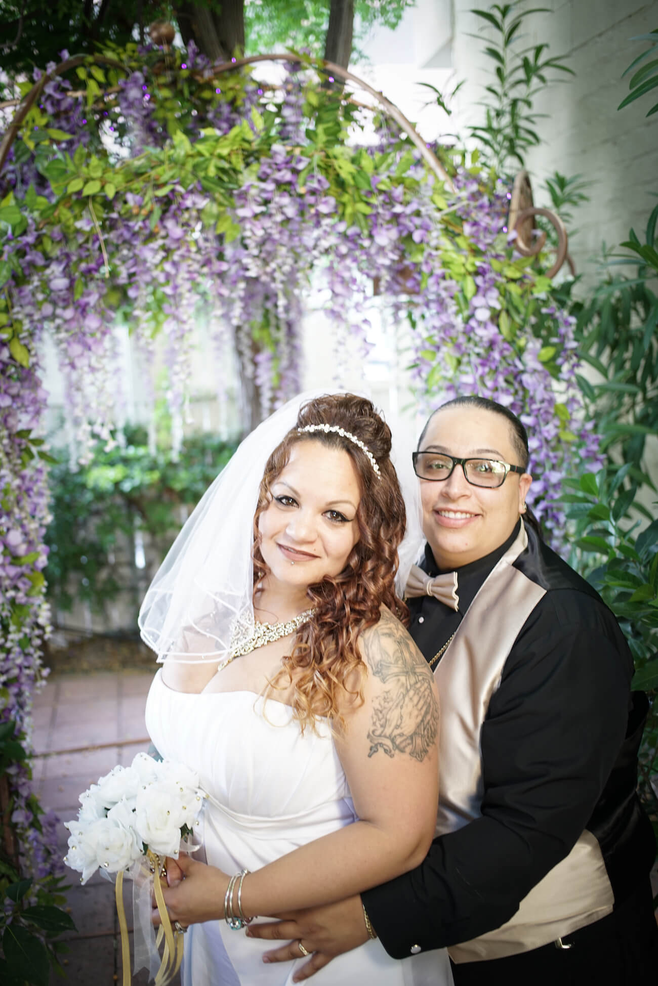 Gay Weddings Las Vegas Mon Bel Ami Wedding Chapel