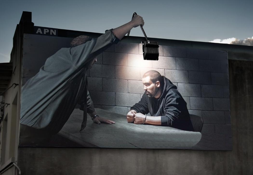 Види освітлення у зовнішній рекламі
