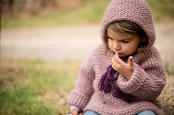 Tricots faits main et madie in France de la boutique Cape et Crochet