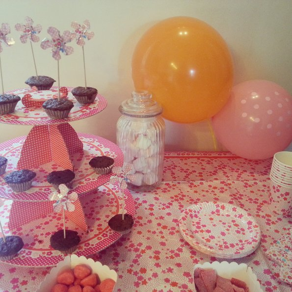 anniversaire princesse avec chasse au tr sor 6 ans mon blog de maman. Black Bedroom Furniture Sets. Home Design Ideas
