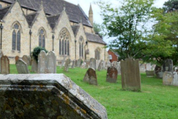 horsham-church