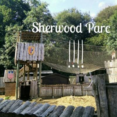 Sherwood parc en famille