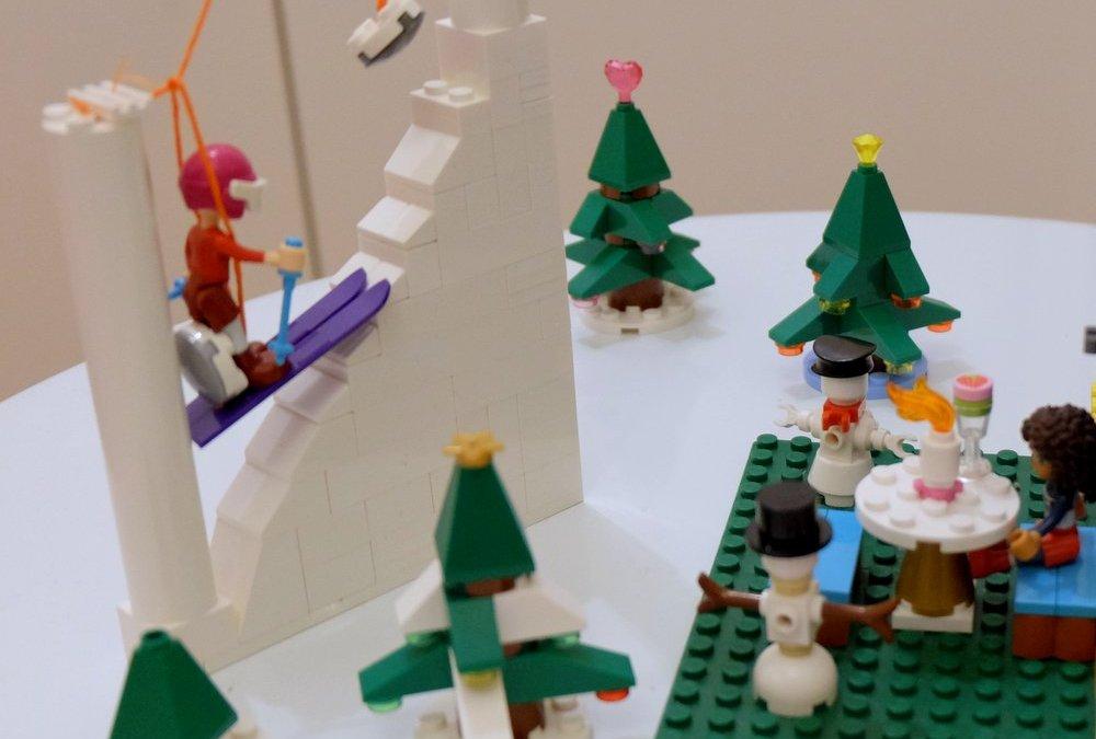Le GROS concours LEGO® Friends qui va occuper vos enfants pendant les vacances !