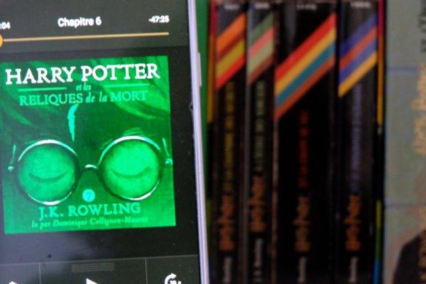 Celle qui lisait Harry Potter en conduisant !
