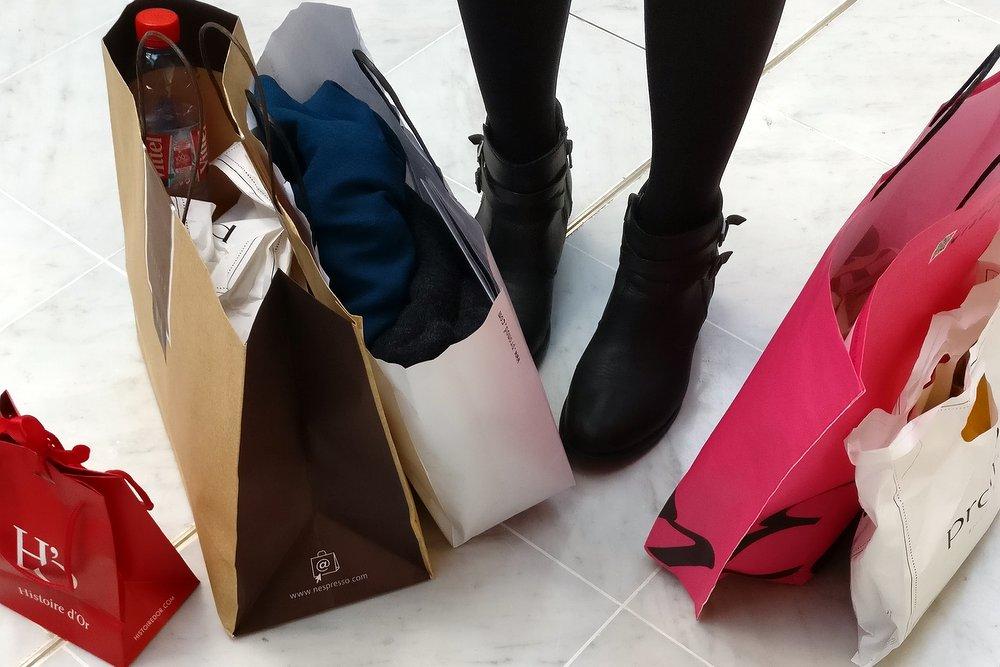 Mes astuces pour faire son shopping à Parly 2