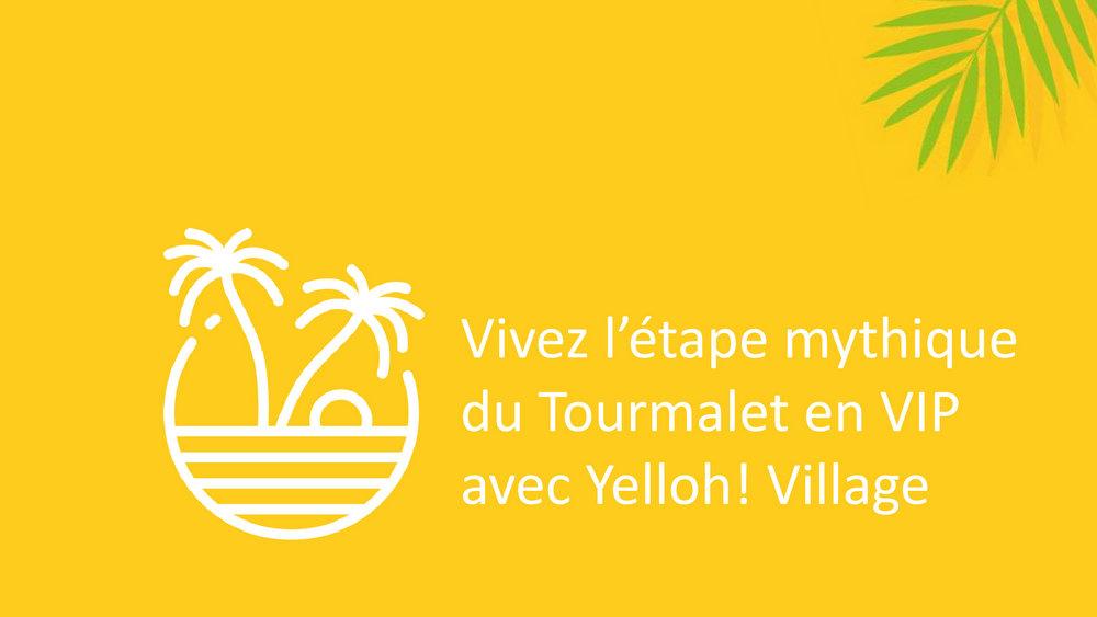 Une étape mythique du Tour de France en VIP, ça vous dit ?