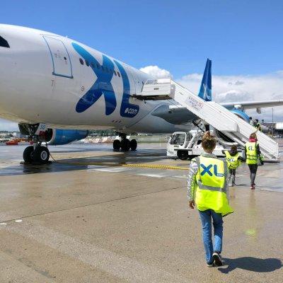 Une journée dans les airs avec XL Airways