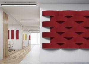 panneaux acoustiques decoratifs