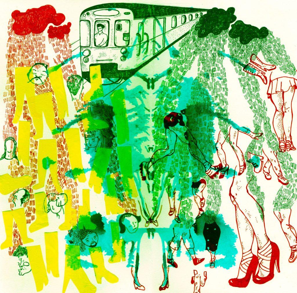 Cristina Basile – Arts visuels – illustration/motion design