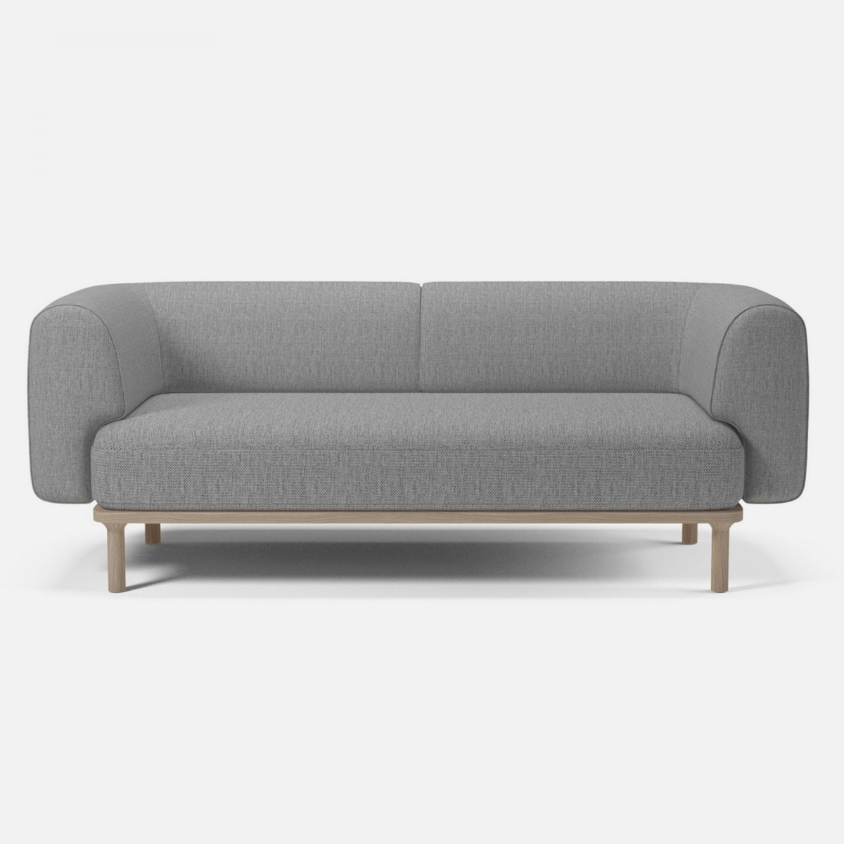 abbie sofa navy white leather for cheap home the honoroak