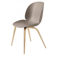 Beige Dining Chairs Best Chair Company Indiana Beetle And Oak Gubi