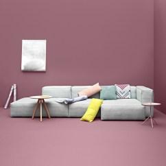 Hay Sofa Kvadrat Teal Slipcover Modular Mags Soft With Fabric Loading Zoom