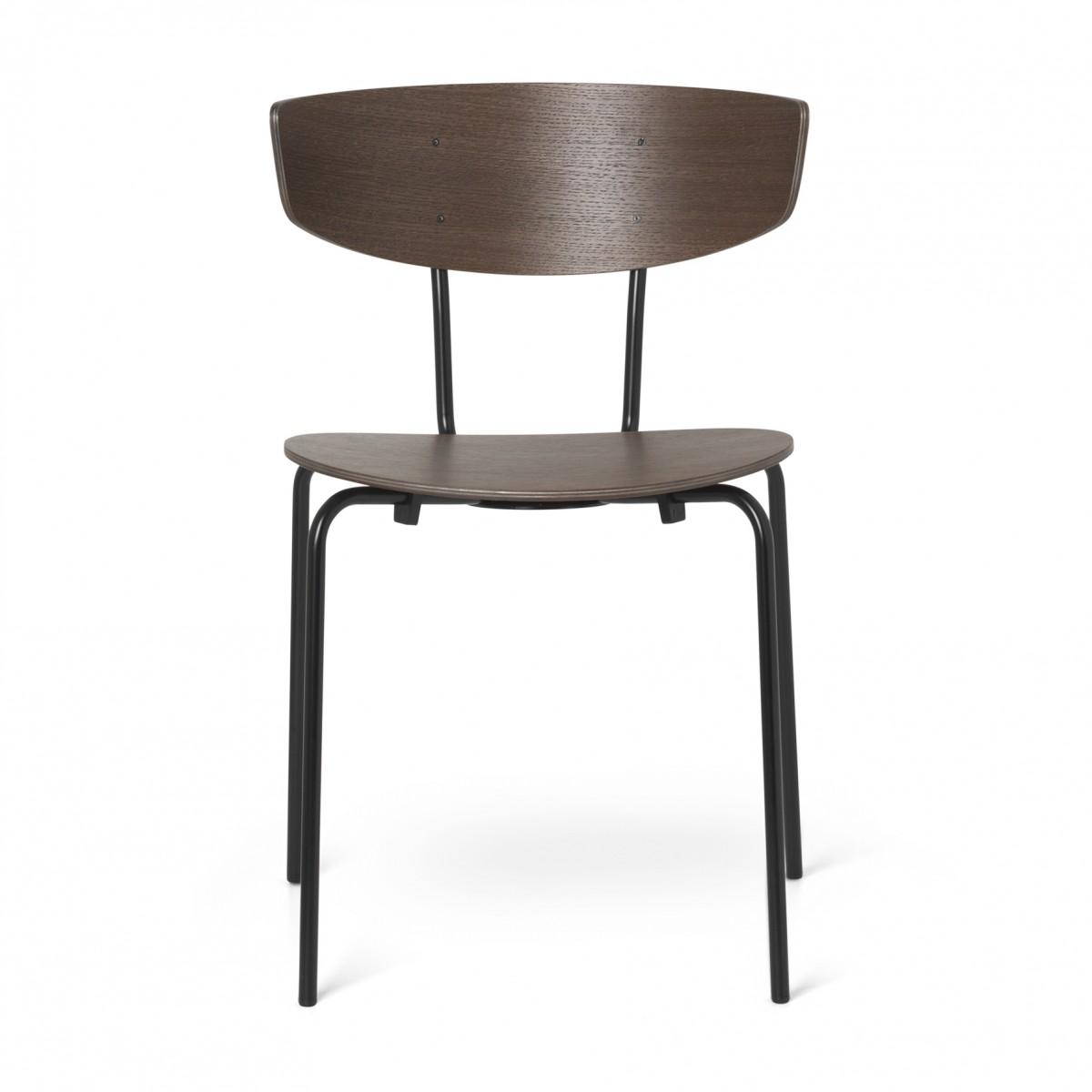 HERMAN dark oak chair - Ferm Living at COLONEL shop