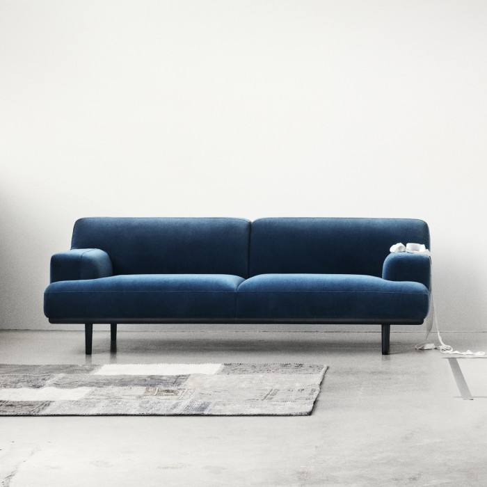 large throws for sofa camel sectional madison 3 seats - bolia