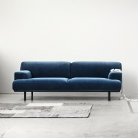 MADISON sofa 3 seats - BOLIA