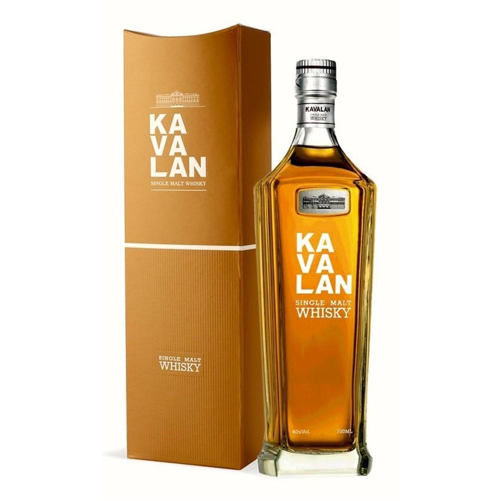 Whisky Kavalan 40° 70 cl
