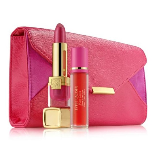The Evelyn Lauder and Elizabeth Hurlay Dream Lip Collection