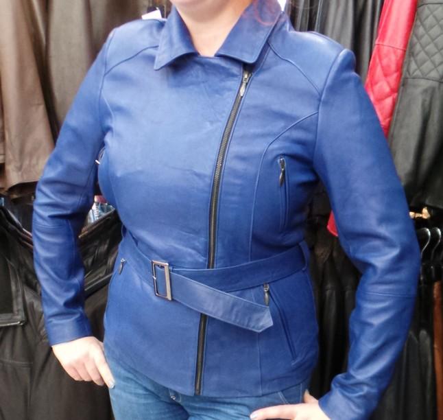 blouson fashion cuir 1