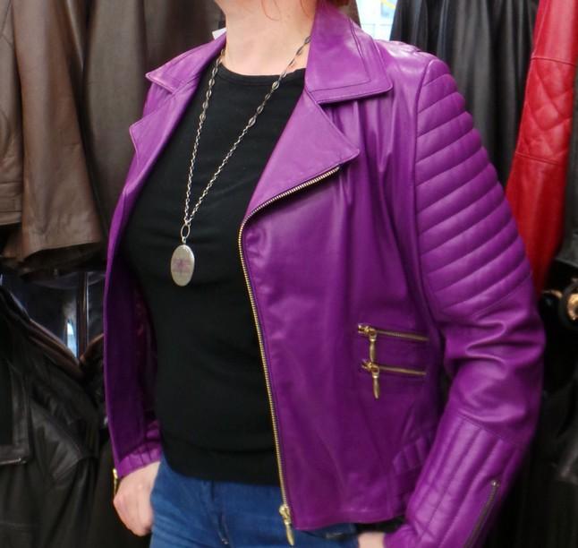 blouson fashion cuir 3
