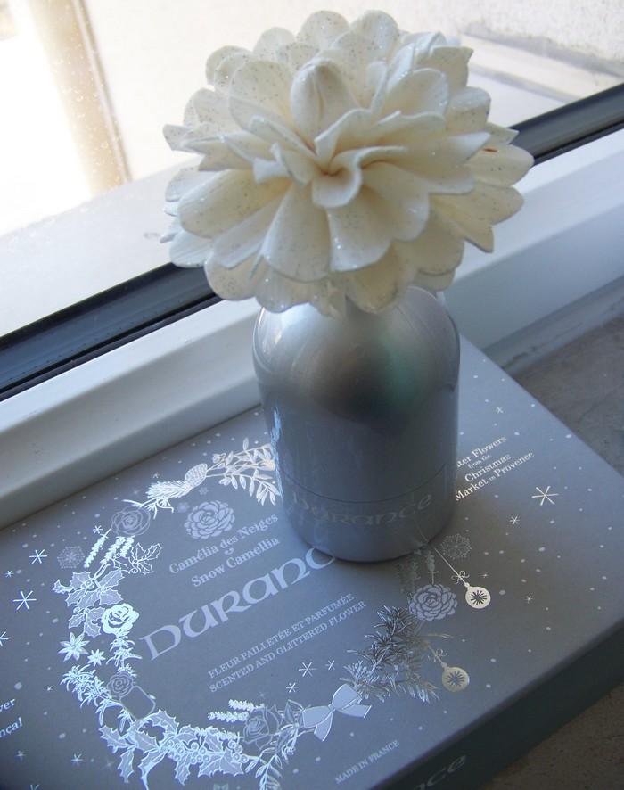 coffret fleur camelia durance 2013