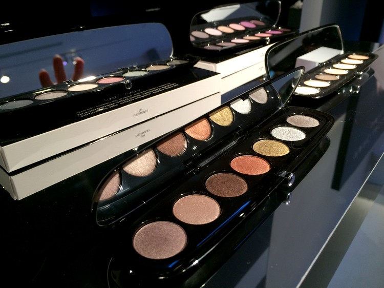 Maquillage Marc Jacob - STYLE EYE-CON NO.7 & N0.3 PLUSH SHADOW - PALETTE DE FARDS A PAUPIERES