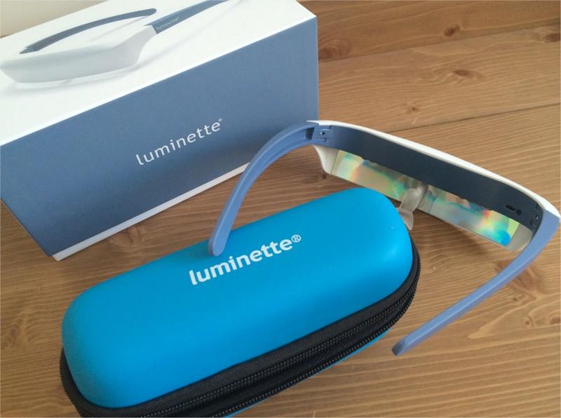 lunettes luminette pack