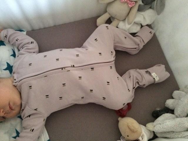 On dort bien en Pyjama Comète