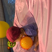 quelles activités lors des bébés nageurs