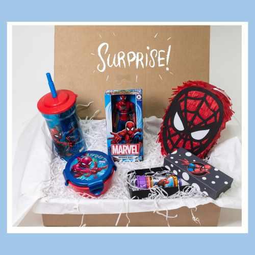Cadeau Garçon – Coffret Spiderman