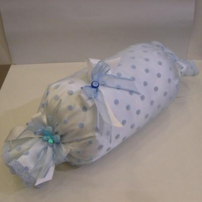 Mavi Bonbon Altın Yastığı 3